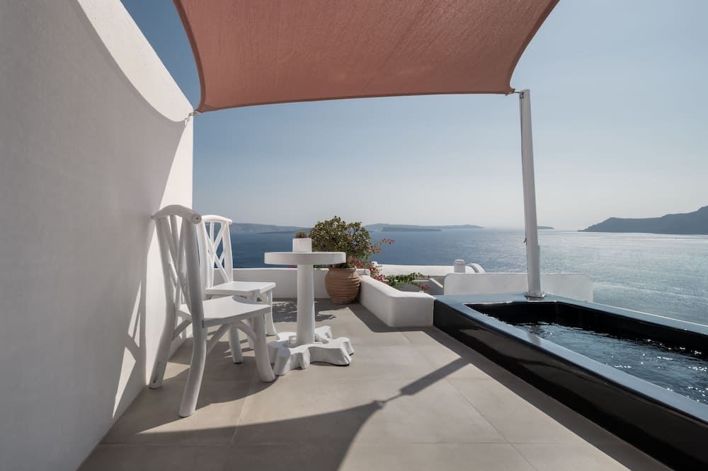 Exclusive Suite - Balcony