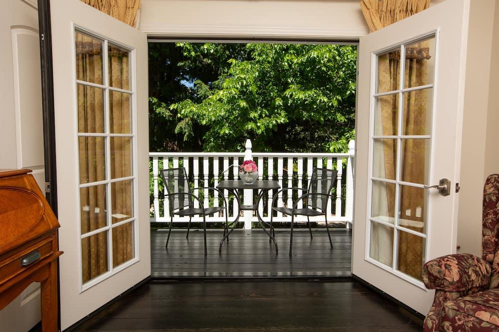 客房, 私人浴室 (#31 Sugar Pine) - 陽台