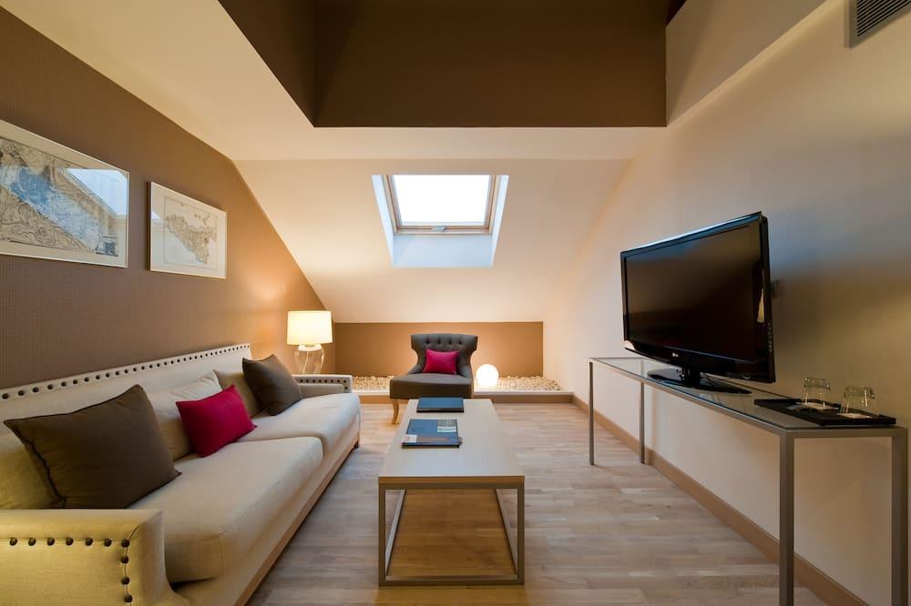 Vincci Essence Suite - Wohnbereich
