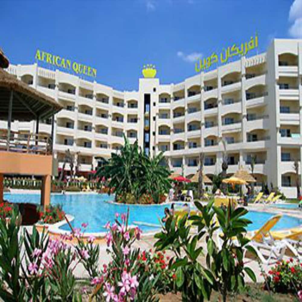 Hotel African Queen 4 (Hammamet, Tunisia): room description, service, tourist reviews 82