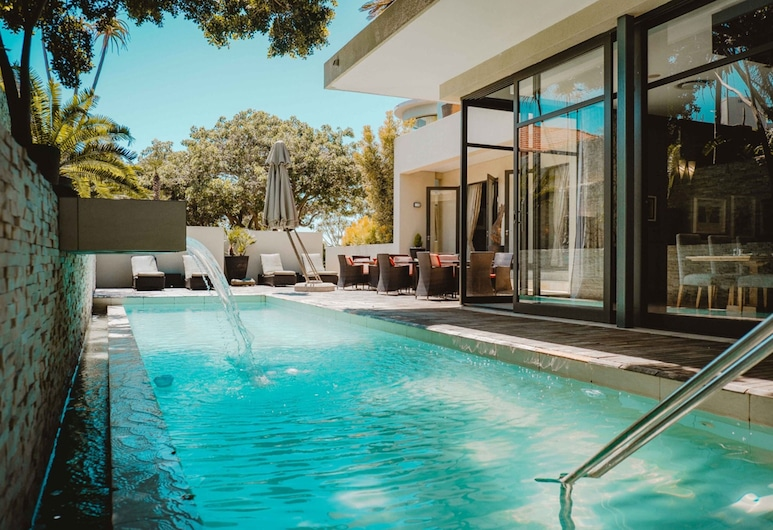 Mantis No5 Boutique Art Hotel, Port Elizabeth, Pool