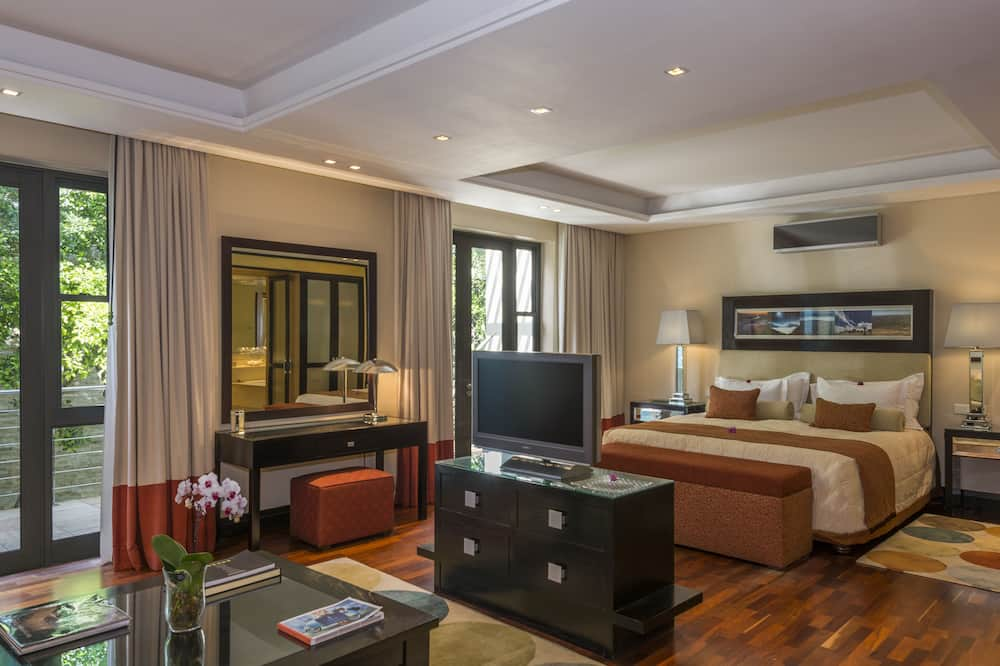 Apartmán typu Business - Obývacie priestory