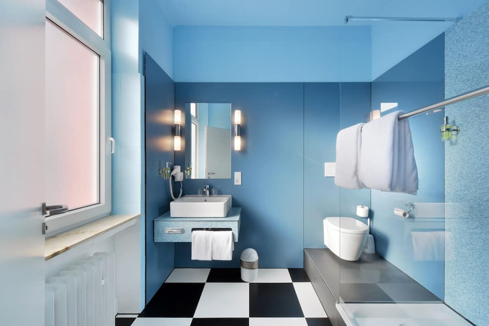 Класичний двомісний номер, 1 спальня, для некурців - Ванна кімната