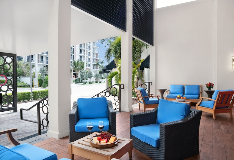 The Landon Ascend Hotel Collection, Bay Harbor Islands, Wejście do hotelu