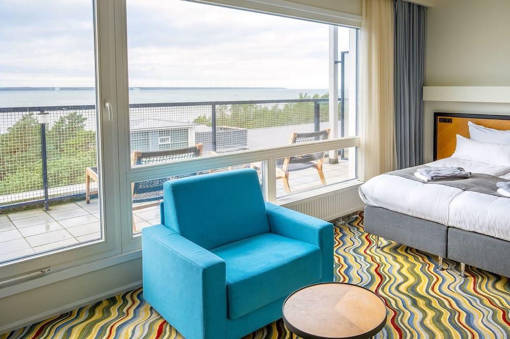 Deluxe Room, Balcony, Sea View - Guest Room