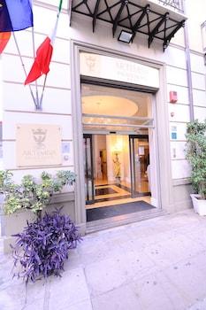 Selline näeb välja Artemisia Palace Hotel, Palermo