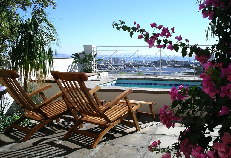 De Waterkant Cottages, Cape Town, Exclusive Cottage, 3 Bedrooms, Pool Access, Mountain View (4 Bayview Terrace 2 nights min stay), Terrace/Patio
