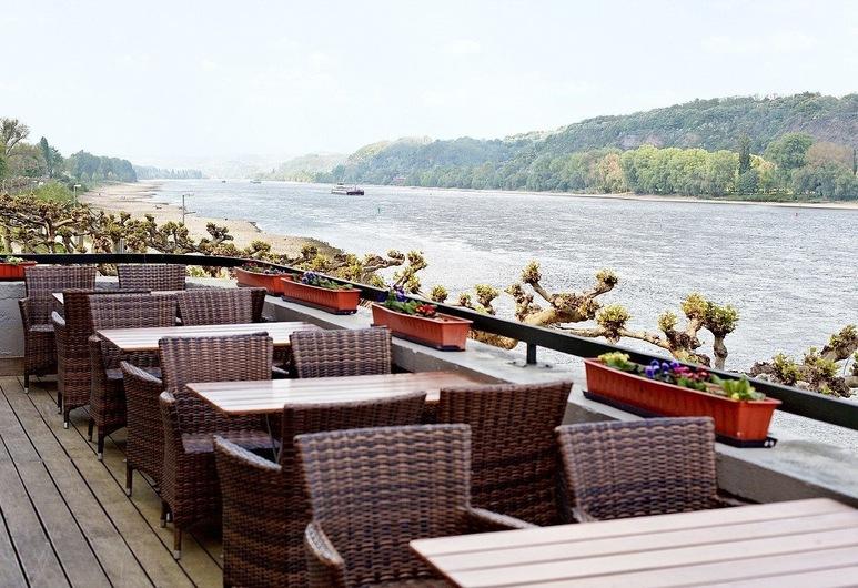 Rheinhotel Vier Jahreszeiten, Bad Breisig, Teras/Patio