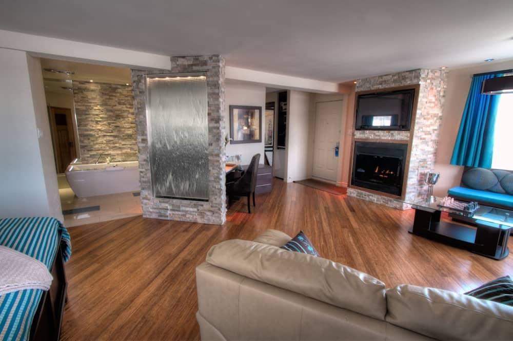 Suite (Jouvence) - Sala de estar