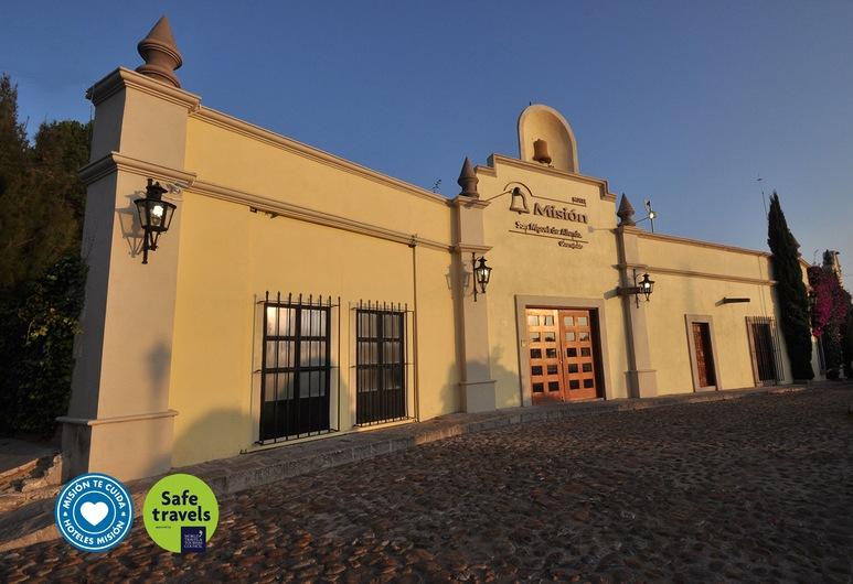 Misión San Miguel de Allende, San Miguel de Allende
