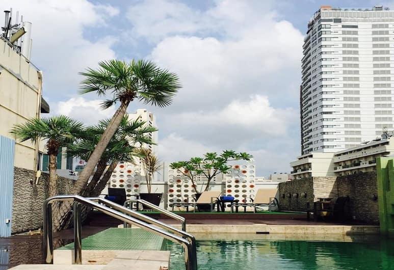 シティチック スクンビット 13 バンコク バイ コンパス ホスピタリティ, バンコク, 屋外プール