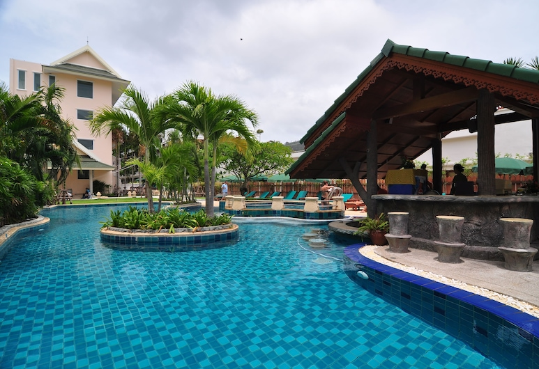 Baan Karonburi Resort, Karon, Outdoor Pool