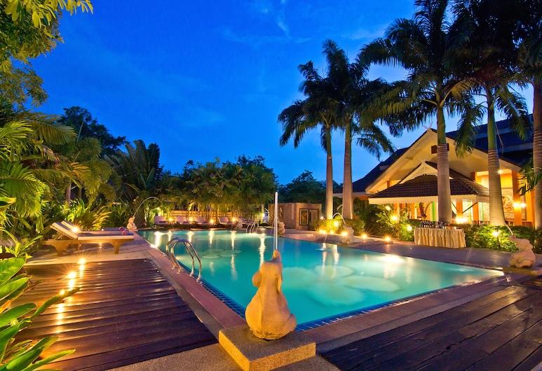 Le Charme Sukhothai Historical Park Resort, Sukhothai, Piscine en plein air