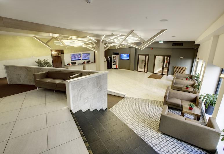 Hotel Dzingel, Tallinn, Lobby