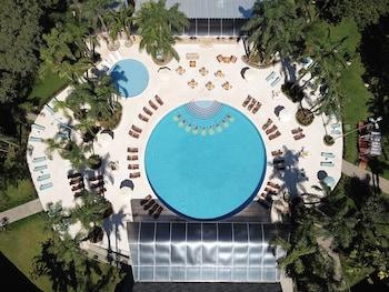 伊瓜蘇活潑瀑布酒店及度假村的圖片