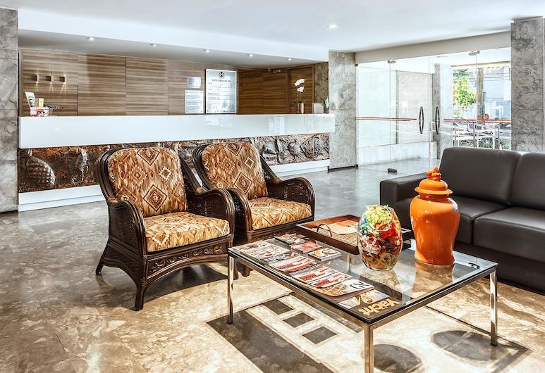 Hotel Bahia Do Sol, Salvador, Reception