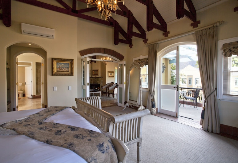 Franschhoek Country House and Villas, Franschhoek, Villa Suite, Guest Room