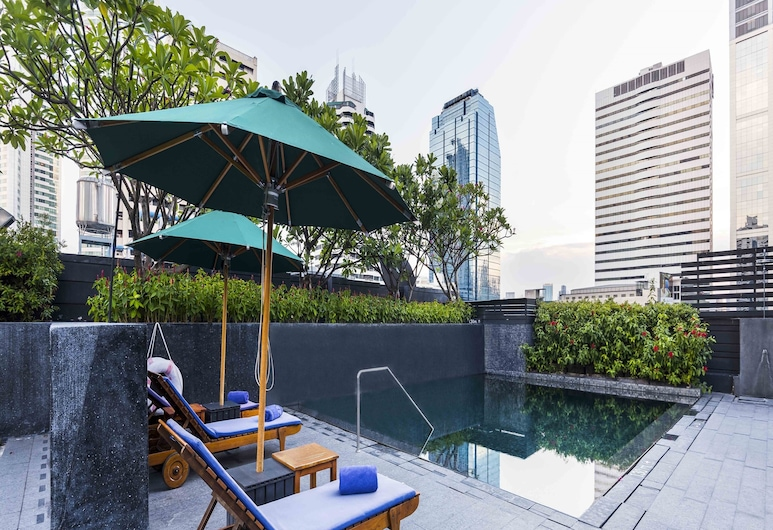 Maitria Hotel Sukhumvit 18 Bangkok- A Chatrium Collection, Bangkok, Außenpool