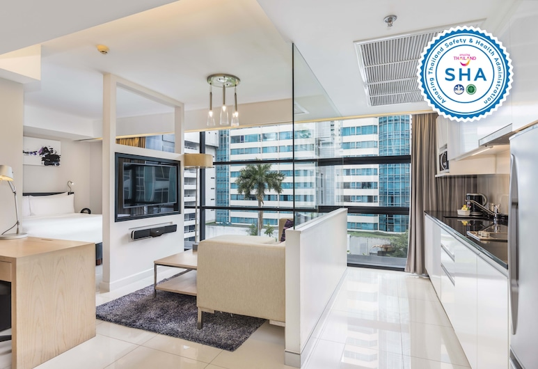 マイトリア ホテル スクンビット 18 バンコク - チャトリウム コレクション, バンコク