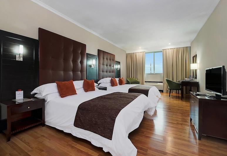 Protea Hotel by Marriott Lusaka, Lusaka, Pokój, 2 łóżka queen, dla niepalących, Pokój