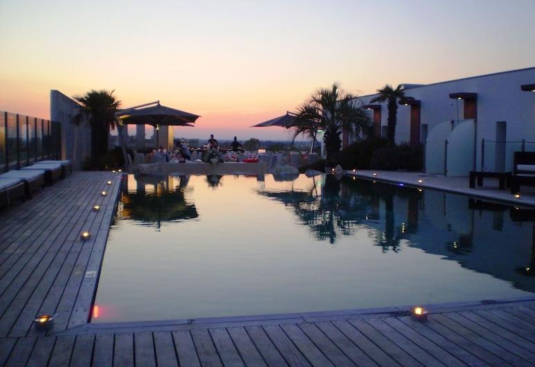 Hilton Garden Inn Lecce, Lecce, Piscine en plein air