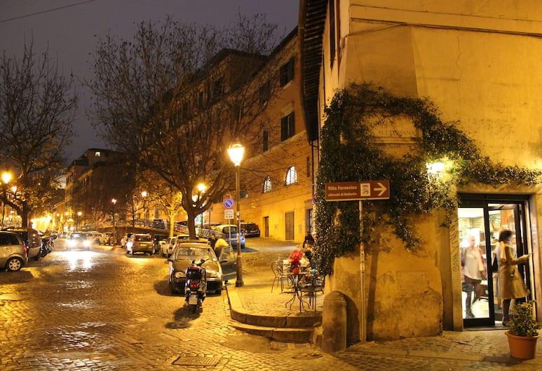 Relais Casa della Fornarina, Rome, View from Hotel