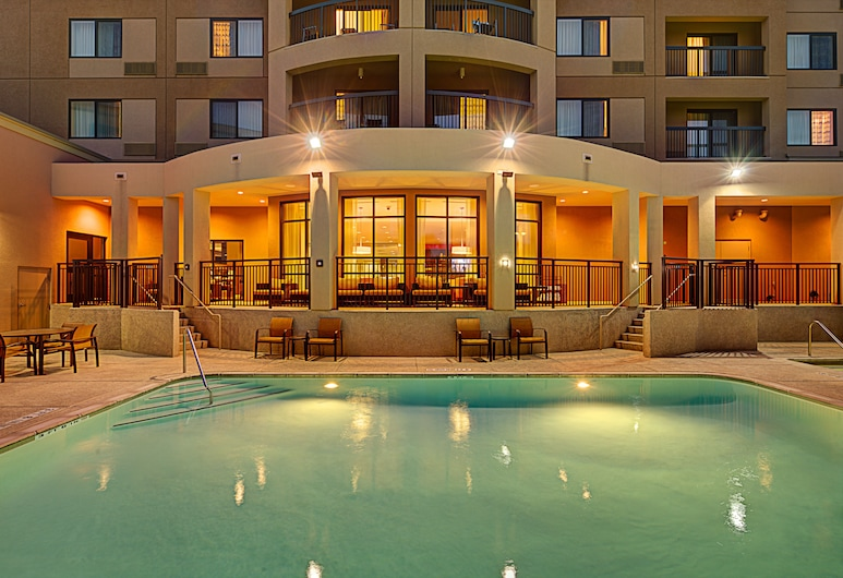Courtyard by Marriott Houston Medical Center/NRG Park, Houston, Outdoor Pool