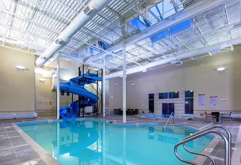 Grande Rockies Resort - Bellstar Hotels & Resorts, Canmore, Pusat Akua