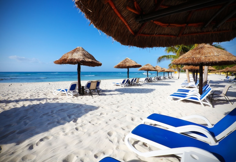 The Royal Haciendas All Inclusive Resort & Spa, Playa del Carmen, Beach