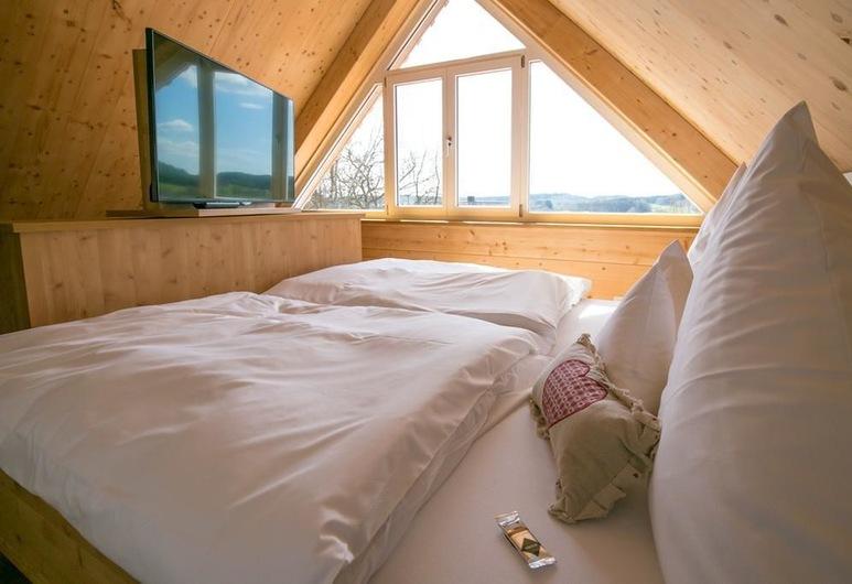 Hotel Gasthof zur Post, Wolfegg, Comfort-herbergi með tvíbreiðu rúmi - 1 tvíbreitt rúm, Herbergi