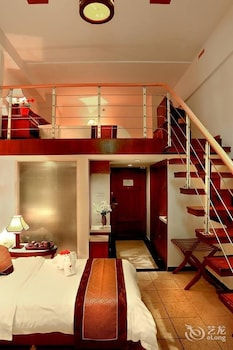 Selline näeb välja Sanya Haiyuebay Holiday Hotel, Sanya