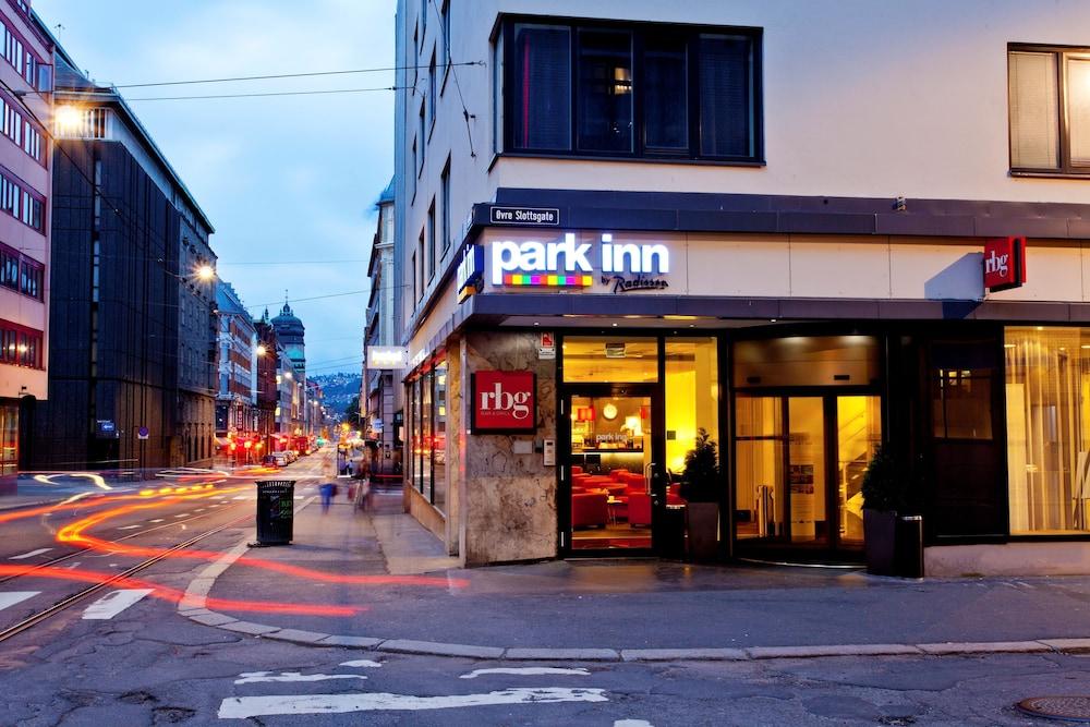 パーク イン バイ ラディソン (Park Inn by Radisson), Oslo