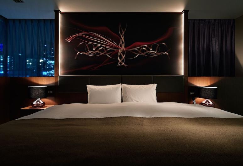 赤阪格蘭貝爾酒店, 東京, 套房, 非吸煙房, 城市景, 客房