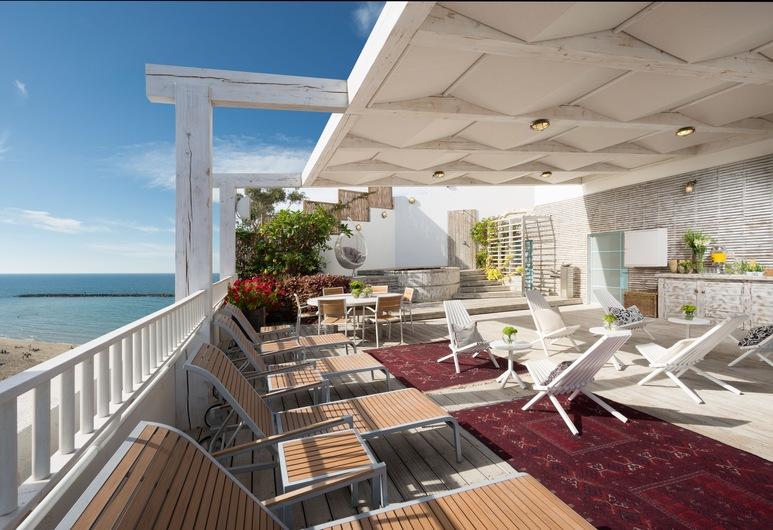 Sea Executive Suites, Tel Aviv, Pokład nasłoneczniony