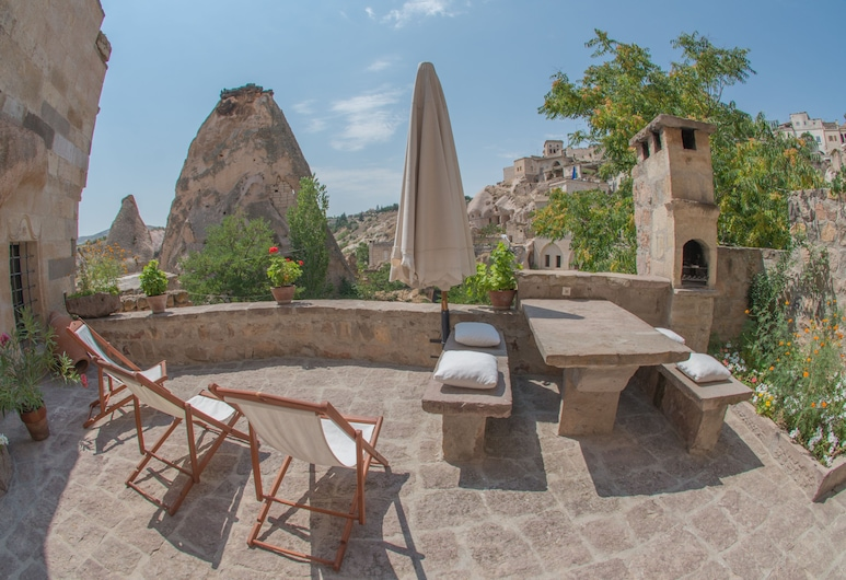Les Maisons de Cappadoce, Nevsehir, Traditional House, 2 Bedrooms, Patio, Valley View, Terrace/Patio