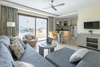 A(z) Pearly Grey Ocean Club Apartments & Suites hotel fényképe itt: Adeje