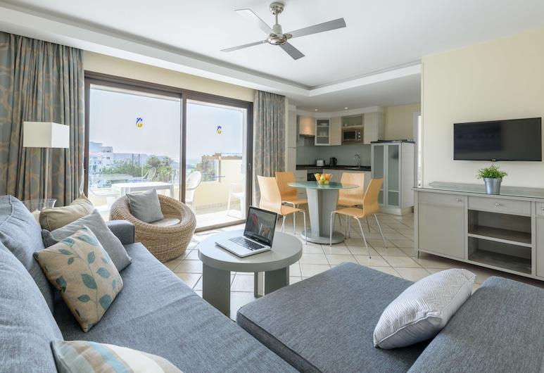 Pearly Grey Ocean Club Apartments & Suites, Адехе, Апартаменти, 1 спальня, Житлова площа