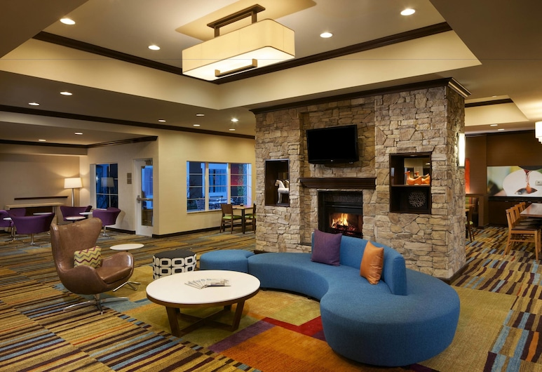 Fairfield Inn & Suites Houston Intercontinental Airport, Houston, Lobby