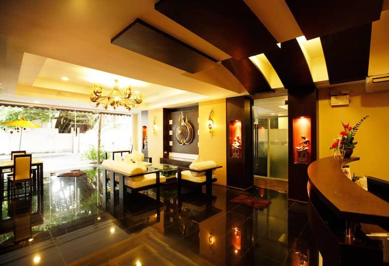 Mirth Sathorn Hotel, Bangkok, Vestibyle