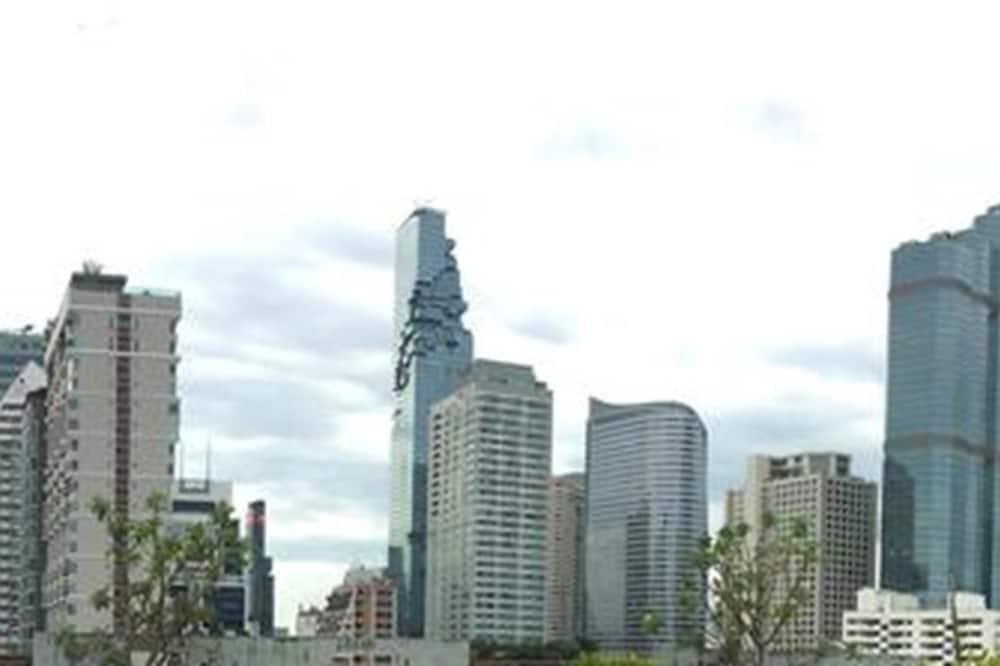 Executive Suite, 2 Bedrooms, City View - City View