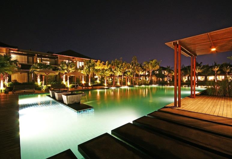 Pattara Resort & Spa, Phitsanulok, Alberca al aire libre
