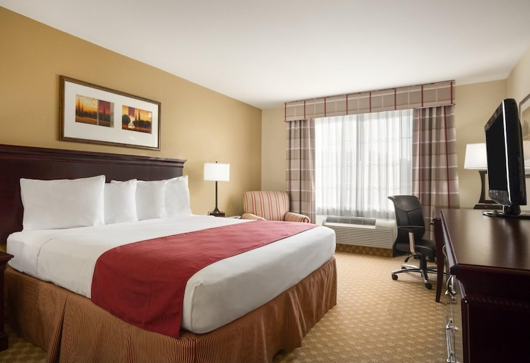 Country Inn & Suites by Radisson, Washington at Meadowlands, PA, Washington, Habitación