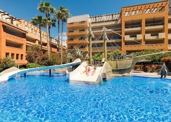 A(z) H10 Mediterranean Village hotel fényképe itt: Salou