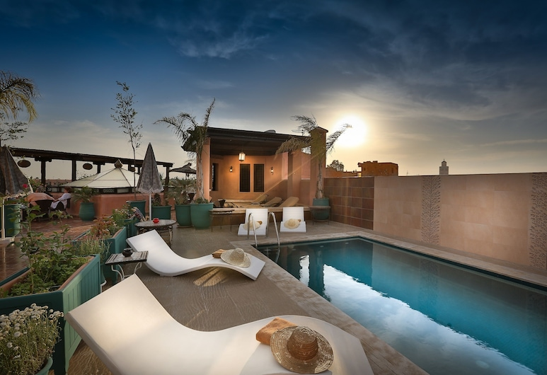 Riad Bahia Salam, Marrakech, Pool