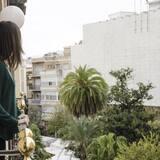 Apartmá typu Comfort, balkon - Balkón