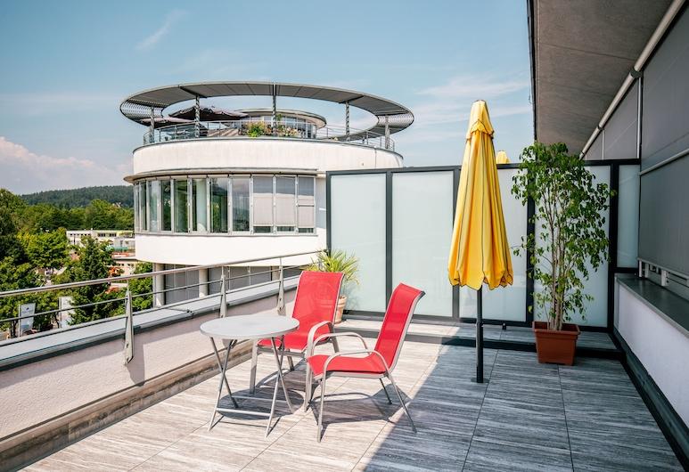 AllYouNeed Hotel Klagenfurt, Klagenfurt am Wörthersee, Terrasse/Patio