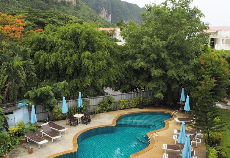 The Palace Aonang Resort, Krabi, Zwembad
