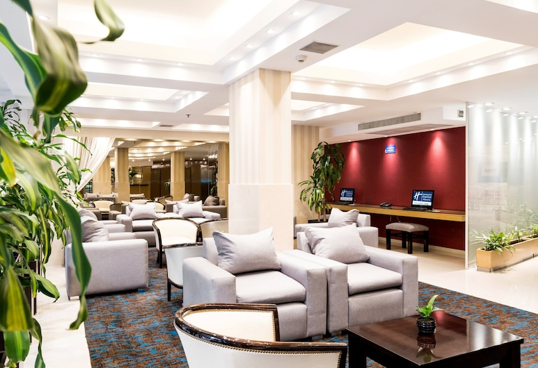 Holiday Inn Express Rosario, Rosario, Lobby