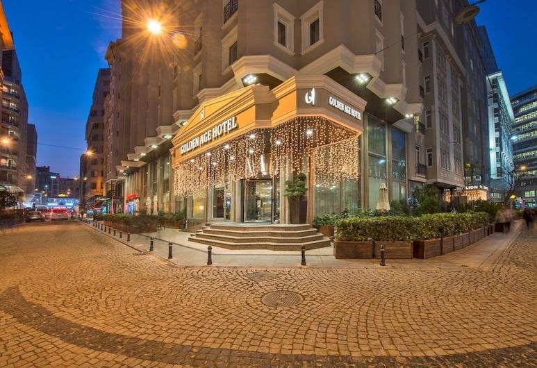 Golden Age Hotel, Istanbul, Trädgård