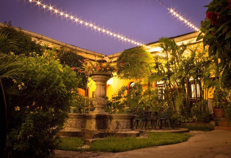 Hotel Casa Antigua, Antigua Guatemala, Binnenplaats